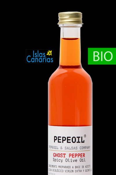 PepeOil - Aceite Picante